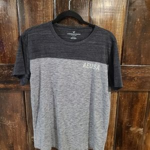 American Eagle shirt medium